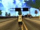 Ballas3 (GTA V) для GTA San Andreas вид слева