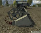 Vector 410 v1.0 for Farming Simulator 2013 back view
