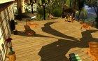 Ретекстурированный дом CJея V1 for GTA San Andreas left view