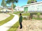 GTA 5 Ped v8 for GTA San Andreas top view