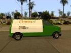 GTA IV Burrito для GTA San Andreas вид изнутри