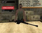 Пак оружия GTA 5 для GTA San Andreas