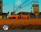 Lamborghini Infernus для GTA San Andreas вид сбоку