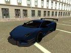 Дрифт-пак для GTA San Andreas вид сбоку