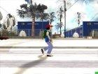 Эш Кетчум из мультсериала Покемон for GTA San Andreas top view