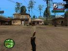 Футболка EA Sports UFC для GTA San Andreas вид слева