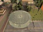 Канализационный конструктор для GTA San Andreas