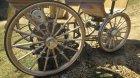 Daimler 1886 for GTA 5 top view