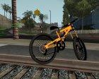 Новые велосипеды for GTA San Andreas rear-left view