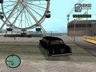 ГАЗ 21 Лимузин для GTA San Andreas вид слева