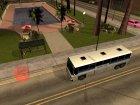 Автобусные линии v1 для GTA San Andreas вид сбоку