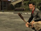 Lucille Negan Baseball Bat The Walking Dead для GTA San Andreas вид сверху