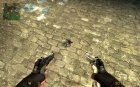 Black Lagoon Elites V3 для Counter-Strike Source вид изнутри