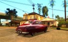 Mercury Coupe 1949 v1.0 for GTA San Andreas top view