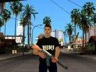 Justin Bieber for GTA San Andreas left view