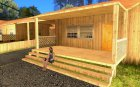 Новая деревня Диллимур V1.0 для GTA San Andreas вид сверху