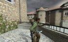 ebit/Headshot's Gerber Silver Trident для Counter-Strike Source вид сверху