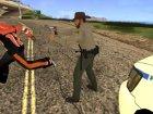 Пак Спецслужб для GTA San Andreas вид изнутри