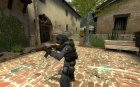 Urban SaS Assasin для Counter-Strike Source вид сверху
