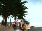 РАФ - 22031 Скорая Помощь города Припять для GTA San Andreas вид справа