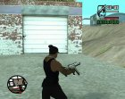 Kaymay M4 для GTA San Andreas вид сзади слева