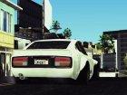 Nissan Fairlady Z 432 Rocket Bunny for GTA San Andreas rear-left view