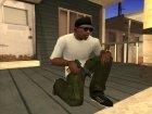 GUNS для GTA San Andreas вид сверху
