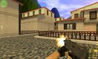 Hacked Micro-Uzi for Counter-Strike 1.6 left view
