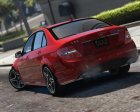 Mercedes-Benz C63 AMG W204 2011 v1.4 for GTA 5 right view