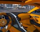 2017 Bugatti Chiron (Retextured) 3.0 for GTA 5 top view
