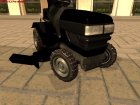 GTA V Mower for GTA San Andreas rear-left view