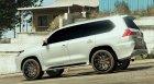 2016 Lexus LX 570 for GTA 5 left view