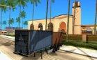 Прицеп Schmitz for GTA San Andreas left view