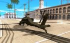 "AH-64""Апач"" for GTA San Andreas left view"