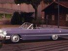 1963 Chevrolet Impala SS для GTA San Andreas вид сзади слева