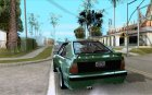 Audi SportQuattro 1983 for GTA San Andreas rear-left view