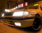 Subaru Legacy RS 1990 для GTA 4 вид сбоку