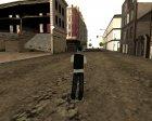 Rifa HD for GTA San Andreas back view