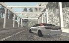 "Toyota Camry ""Полиция Gamemodding"" для GTA San Andreas вид слева"