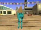Tekken TT2 Lili Zero Suit for GTA San Andreas inside view