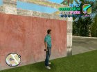 Desert Eagle for GTA Vice City left view
