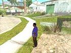 GTA 5 Ped v6 for GTA San Andreas top view