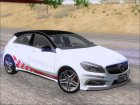 Mercedes-Benz A45 AMG 2012 (Second Complect Paintjobs) for GTA San Andreas
