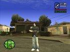 Navy Blue Sniper для GTA San Andreas вид сбоку