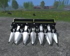 Claas Conspeed для Farming Simulator 2015 вид слева