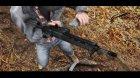 HK416 v1.1 for GTA 5 back view