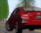 Honda Civic SI 2012 for GTA San Andreas