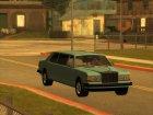 Atmosphere cars 1990-1992 years для GTA San Andreas вид сзади