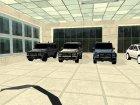 Пак транспорта для GTA Криминальная Россия для GTA San Andreas вид слева