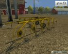 Vermeer VR 1224 v1.0 for Farming Simulator 2013 left view